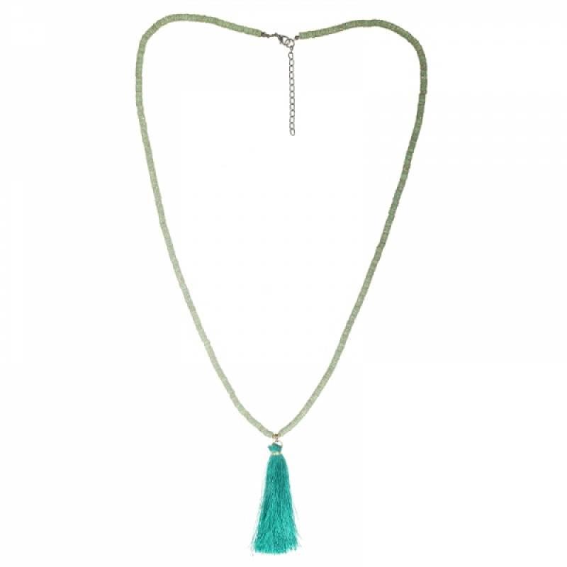 Joboly Ibiza boho necklace with tassel