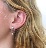 Joboly Hip V earrings