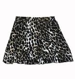 Lovelymusthaves Leopard skirt