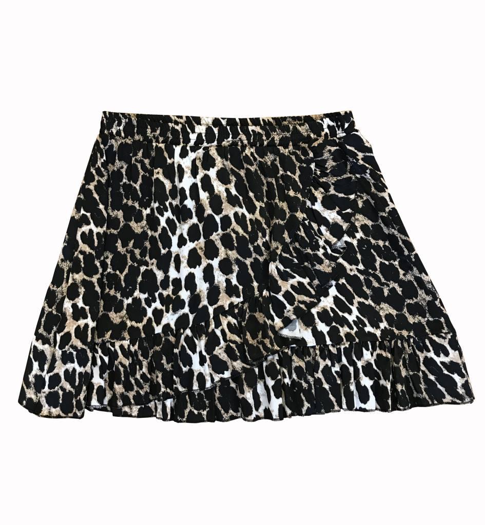 Joboly Leopard skirt