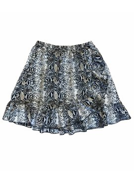 Lovelymusthaves Snake skirt