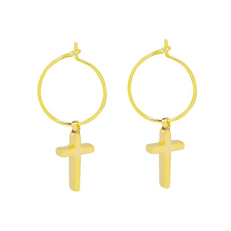 Joboly Chic cross earrings