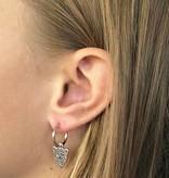 Joboly Luipaard oorbellen