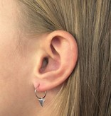 Joboly Earrings with a triangle