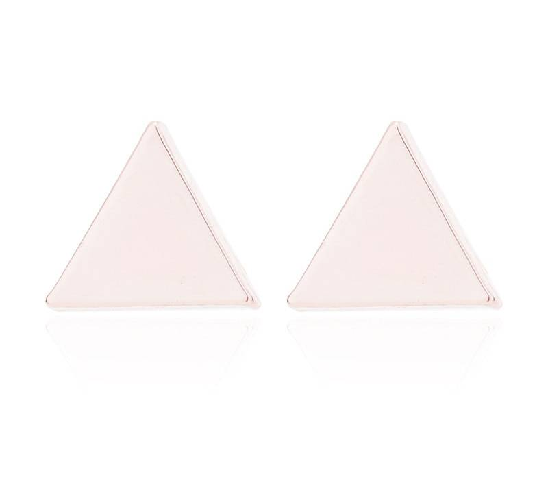 Joboly Dichte Dreieck minimalistische Ohrringe