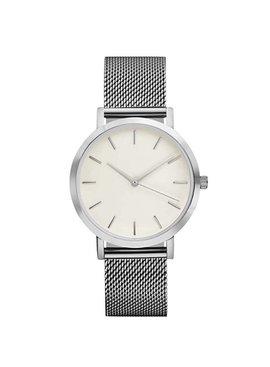 Joboly Vintage mesh watch - steel - Ø 40 mm