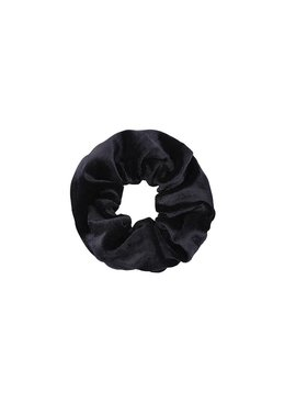Joboly Scrunchie black velvet hair elastic haircollar
