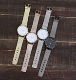 Joboly Vintage Mesh-Uhr - Stahl - Ø 40 mm