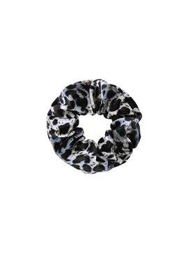 Joboly Scrunchie Sweet Leopard Velvet Haargummi