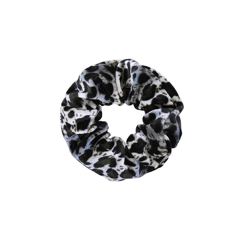 Joboly Scrunchie Sweet Leopard Velvet haarelastiek