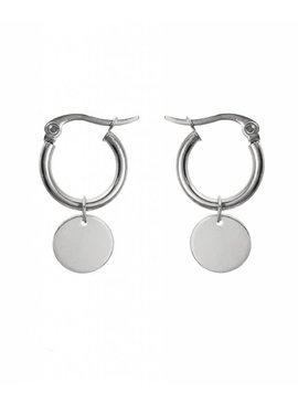 Joboly Coin coin earrings