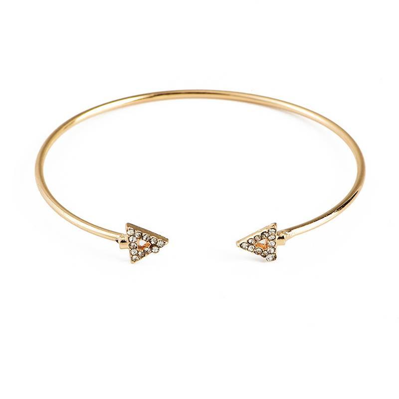 Joboly Set of bracelets knot cactus love and arrow 4 pieces