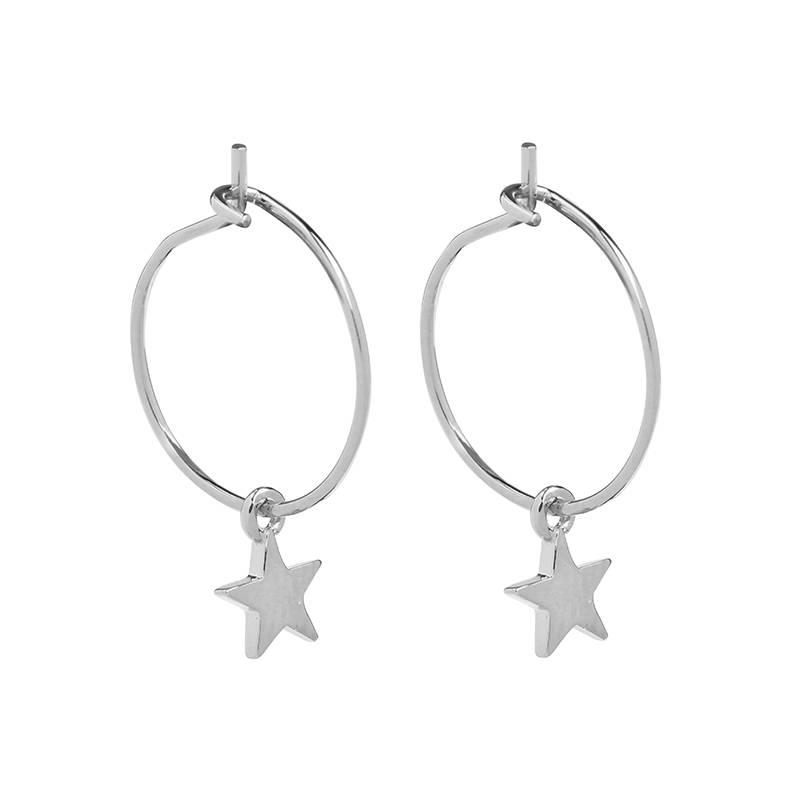 Joboly Oorbellen met een ster