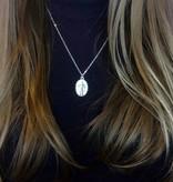 Joboly Coin maria vintage necklace