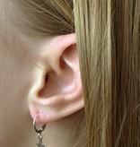 Joboly Minimalistic earrings with star pendant