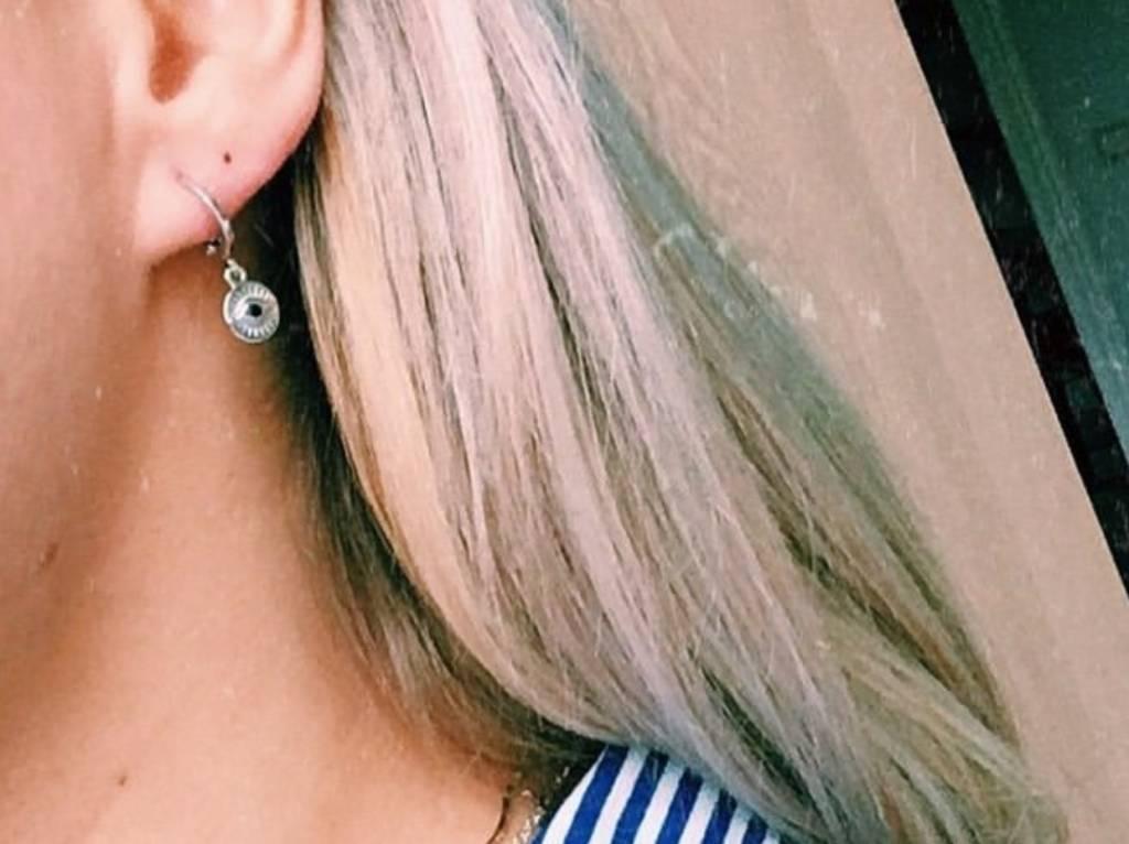 Joboly Earrings with an eye