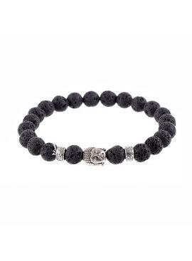 Joboly Stoere heren / mannen buddha boeddha armband
