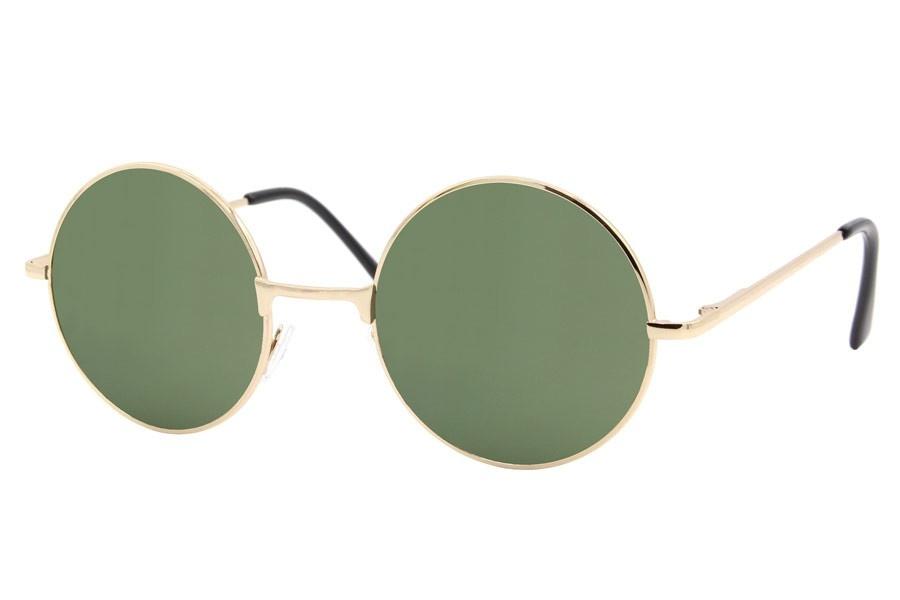 Joboly Round Hippie Sunglasses John Lennon / Gabber Retro
