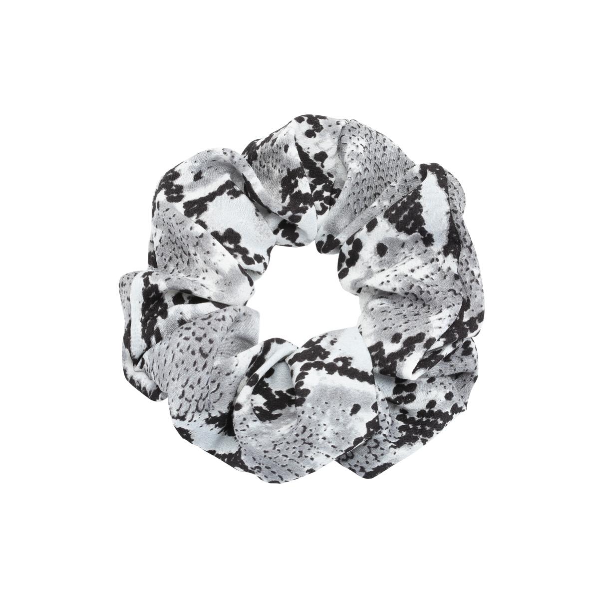 Joboly Scrunchie snake velvet haarelastiek haarwokkel