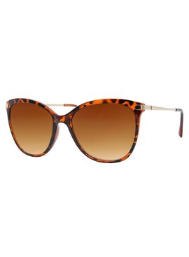 Joboly Cat eye festival sunglasses tiger sloth print