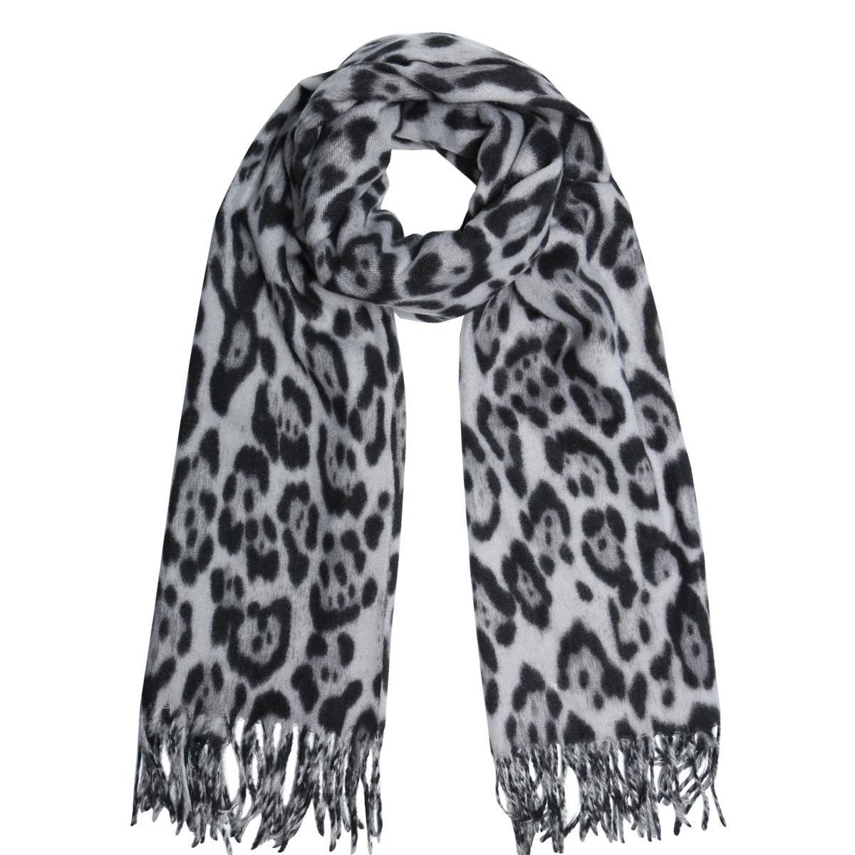 Joboly Schal Leopardenmuster