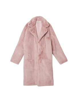 Joboly Faux fur pink jacket