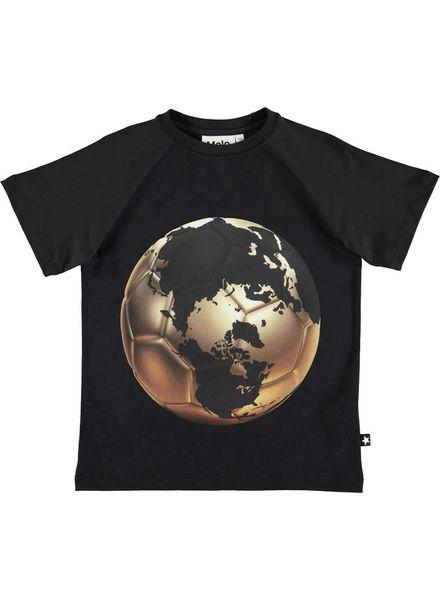 Molo Tshirt Raines Football wereldkaart