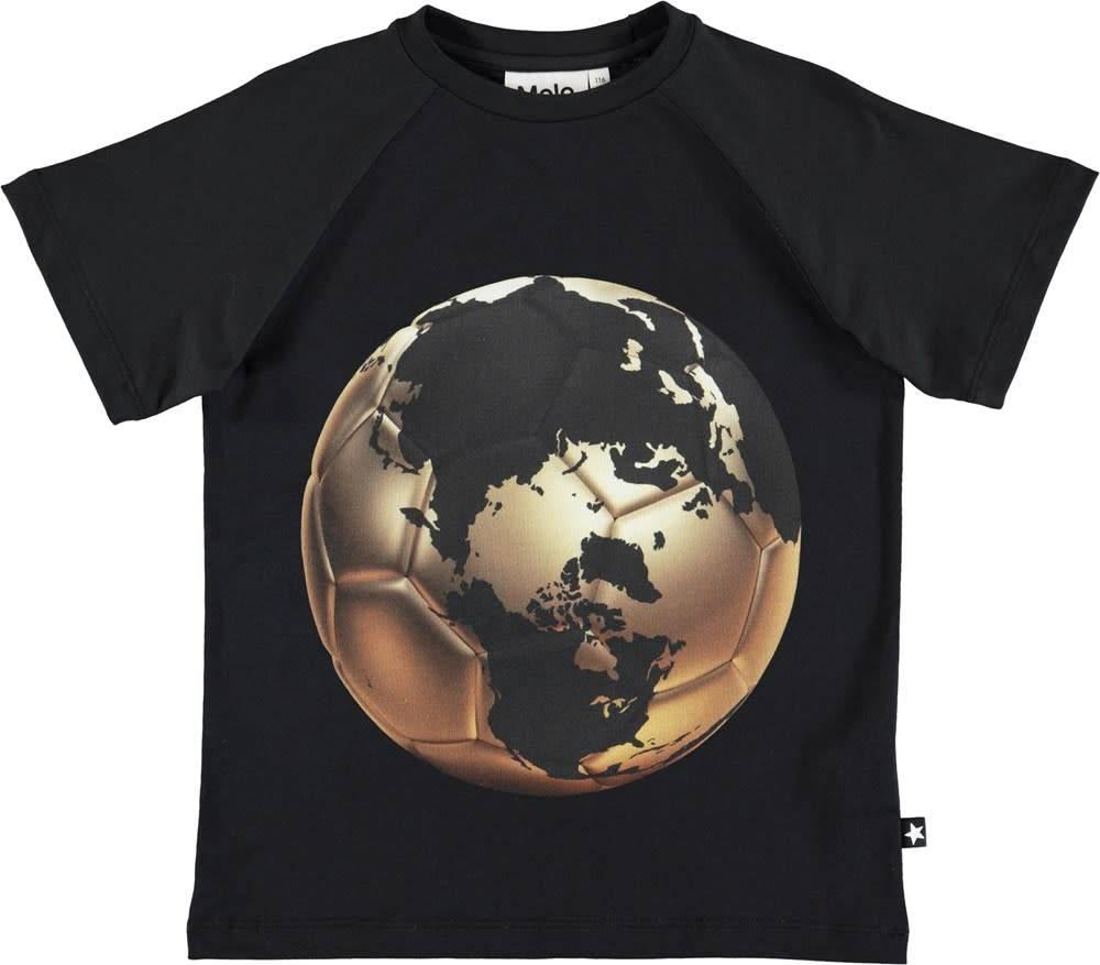 Molo Tshirt Raines Football wereldkaartr