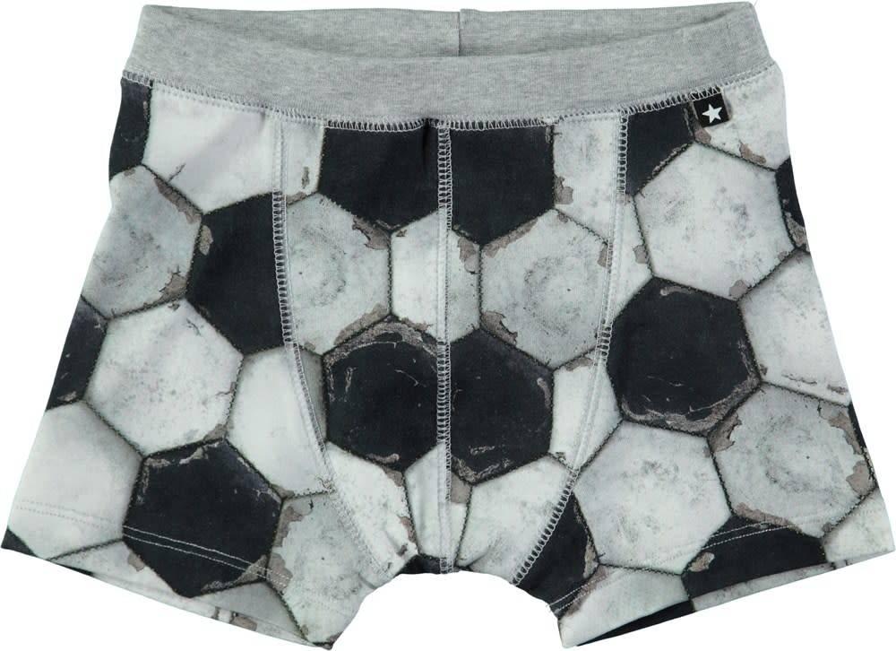 Molo Korte Jon-voetbalstructuur