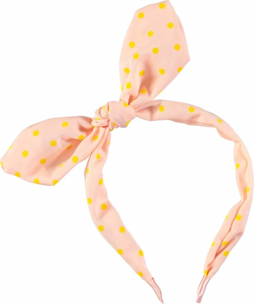 Molo Minnie haarband roze