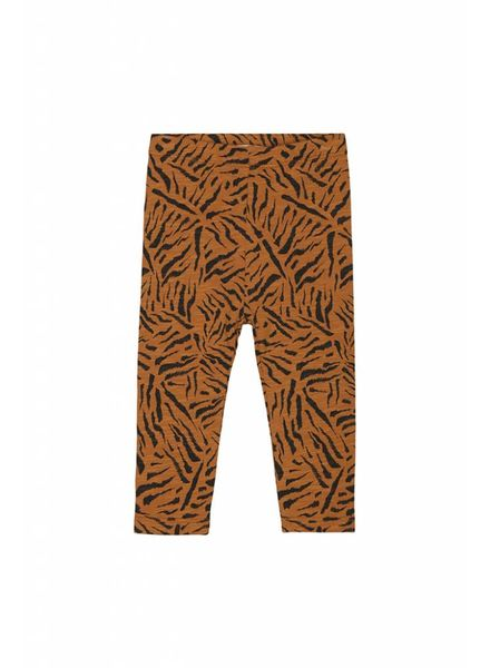 Soft Gallery Baby Paula Leggings Tigre Small Buckthorn Brown