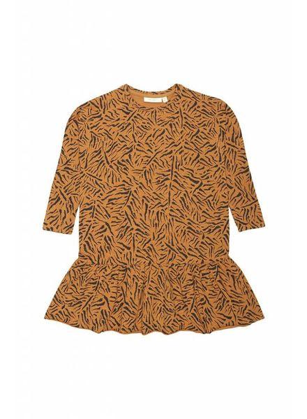 Soft Gallery Autum Dress Buckthorn Tigre Small