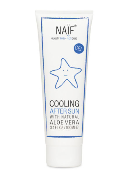 Naif After sun cooling gel
