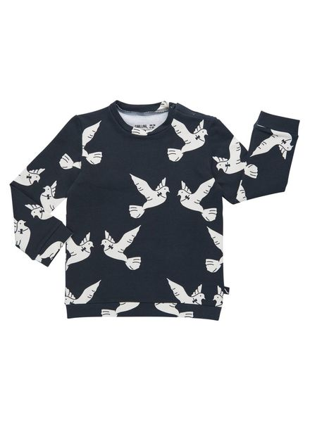 CarlijnQ Love Birds - Sweater
