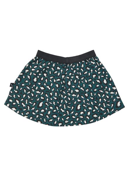 CarlijnQ Leopard skirt
