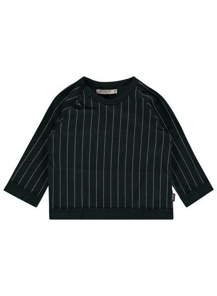 imps&elfs Sweater 87515 donkergroen