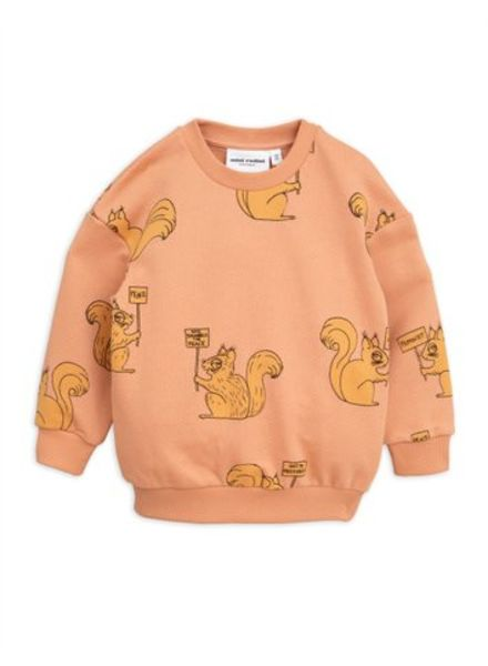 Mini rodini Squirrel sweatshirt