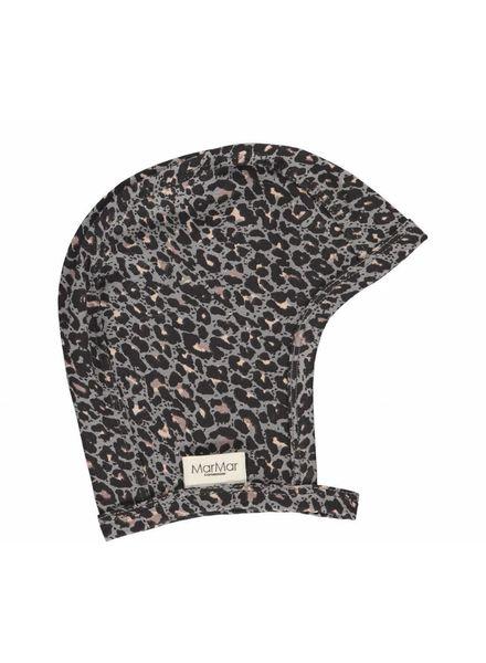 MarMAr CPH Leopard mutsje Rose Nut