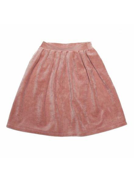 mingo Velvet Skirt