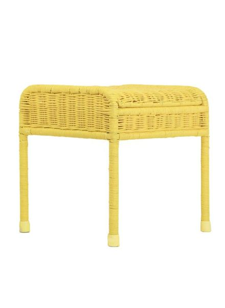 olli ella Storie stool table geel