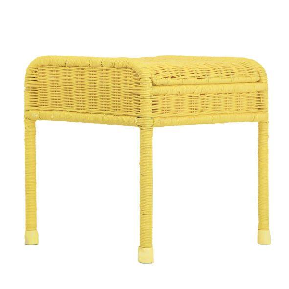 Amazing Olli Ella Storie Stool Table Geel Ibusinesslaw Wood Chair Design Ideas Ibusinesslaworg