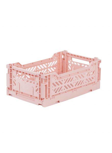 eef lillemor Folding Crate Mini Milk Tea PRE ORDER