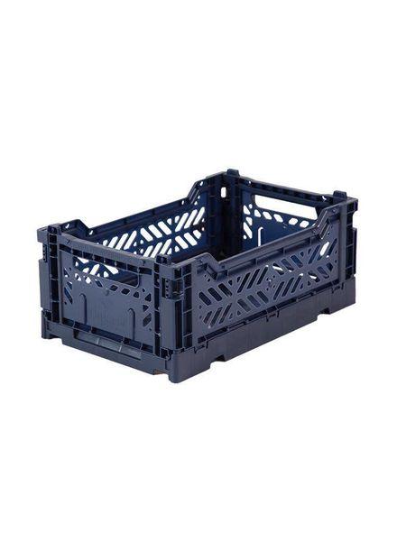 Folding Crate Mini warm taupe PRE ORDER