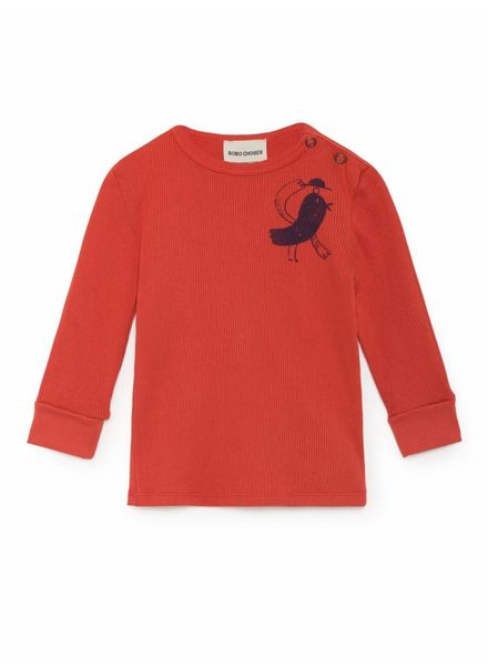 Bobo choses Bird rib shirt