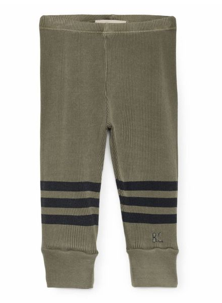 Bobo choses Blue striped leggings