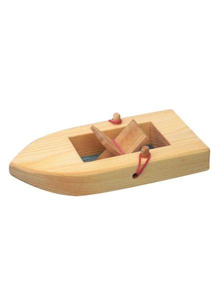 vilac Boot, aandrijving met elastiek