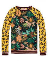 Scotch & Soda All over printed sweater 147349