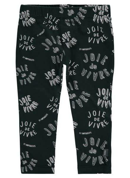 imps&elfs Legging Joie De Vivre 87511 donkergroen