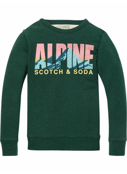 Scotch & Soda Sweater Crew Neck