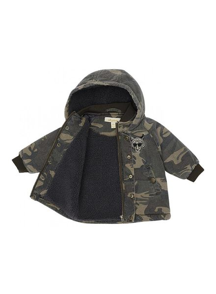Soft Gallery Basil jacket Army stay cool